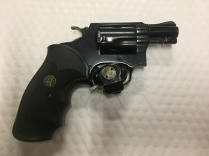 Smith & Wesson Model 36 - .38