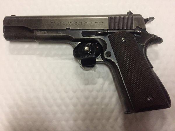 Colt 1911 - Super 38 Automatic