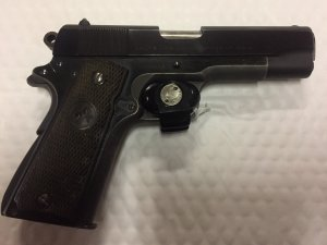 Colt 1911 Commander LW - 9mm