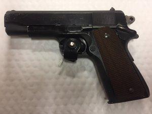 Colt 1911 Commander LW - .45 ACP