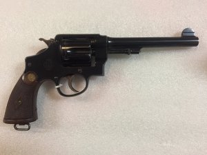 Smith & Wesson MK II Model 2 - .455 Hand Ejector