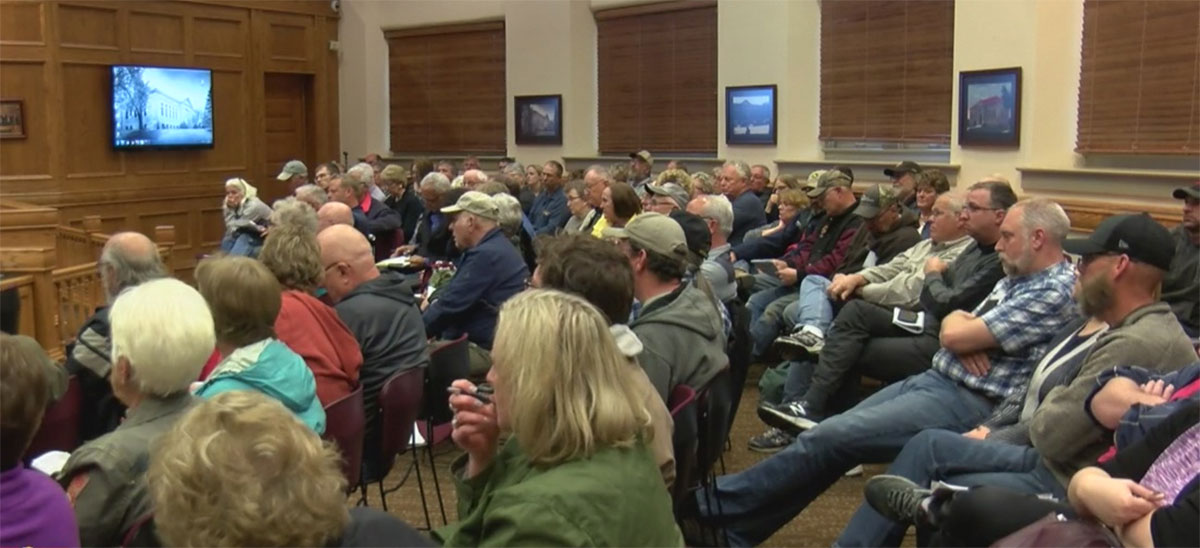 Sioux Falls City Council Meeting