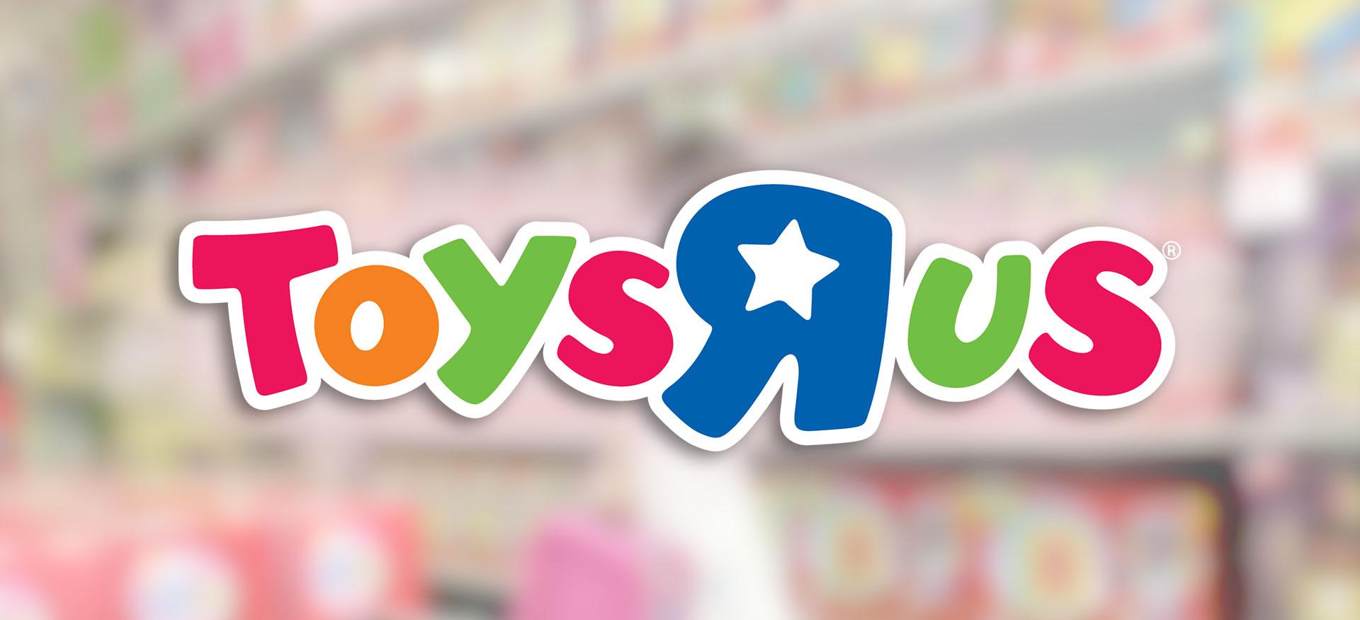 KELO Toys R Us Logo