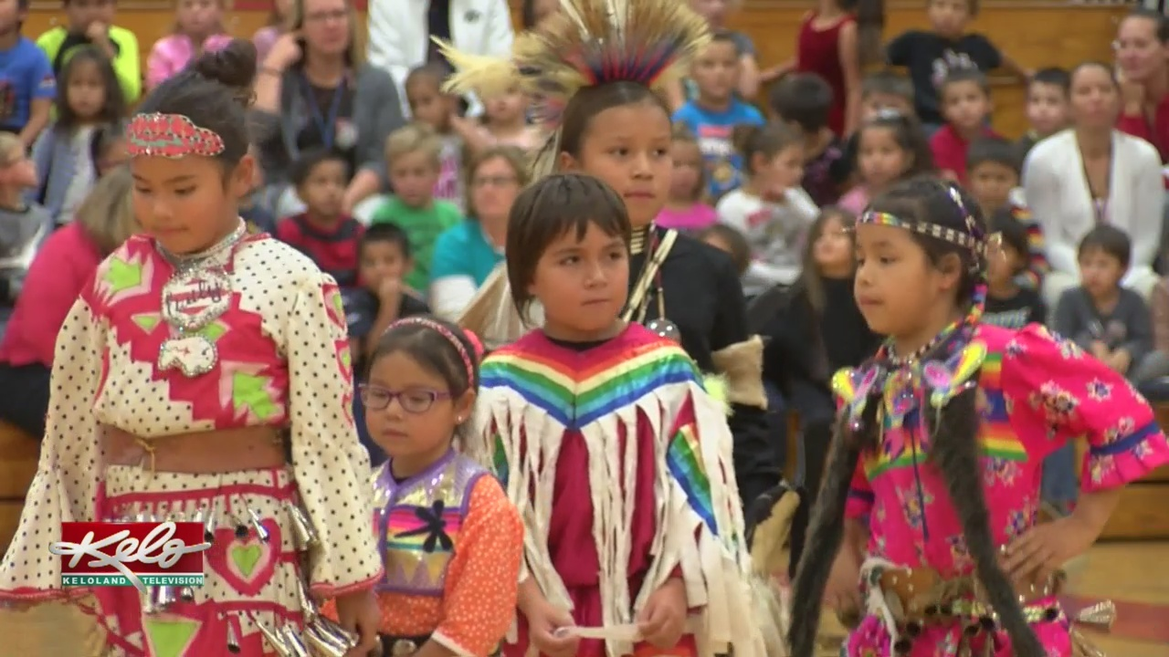 Native American Awareness Week At Wagner Community School