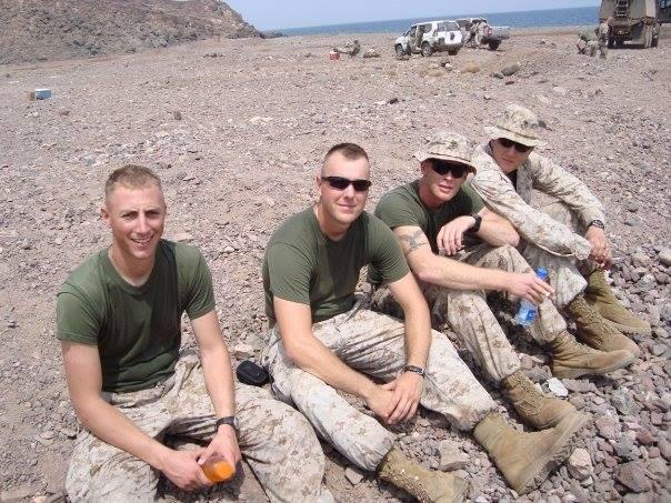 KELO ushare Veterans Day Holsen