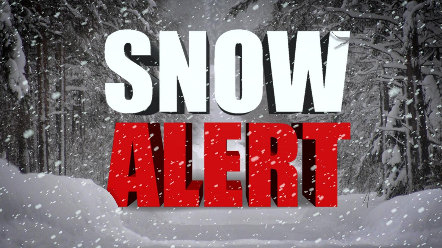KELO Snow alert generic