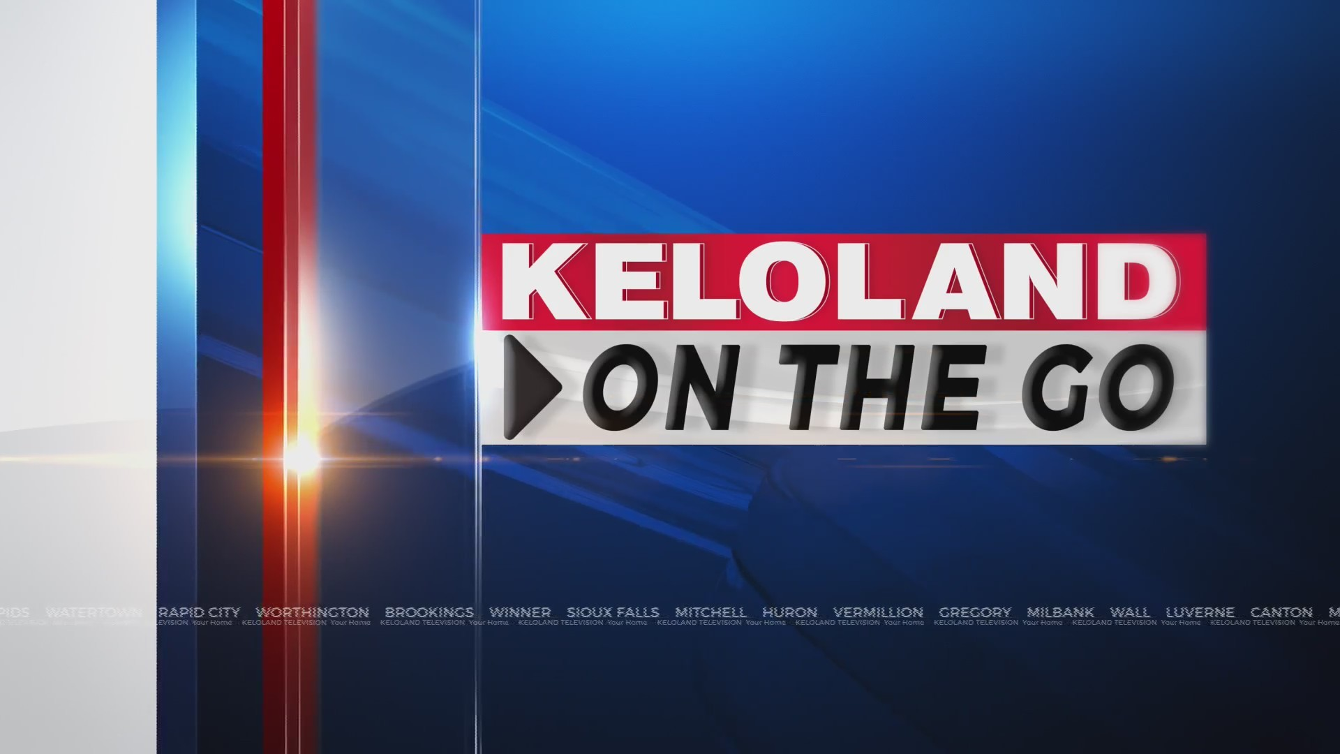 KELOLAND On The Go Monday, March 25