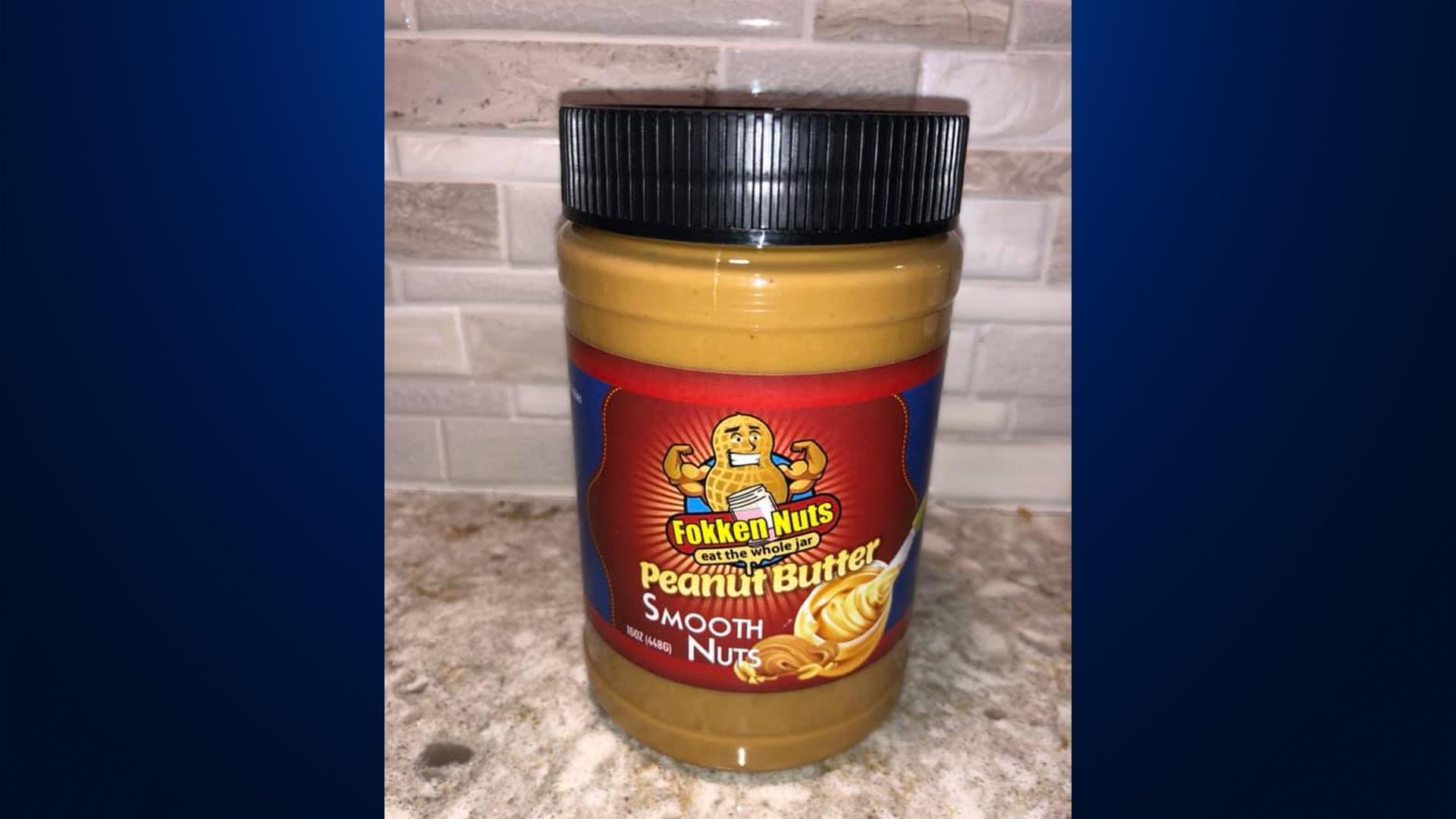 KELO Fokken Nuts peanut butter