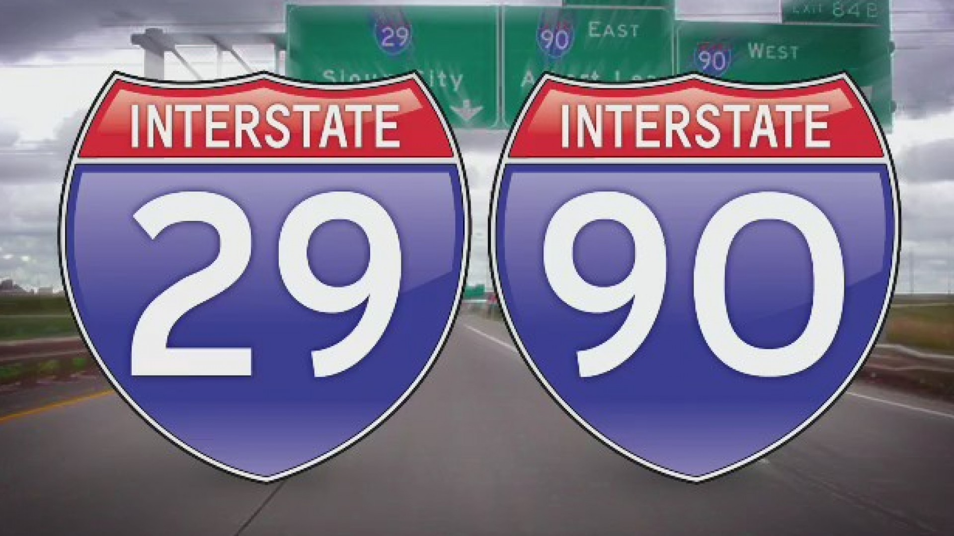 DOT routine bridge work at I-90, I-29 interchange Tuesday