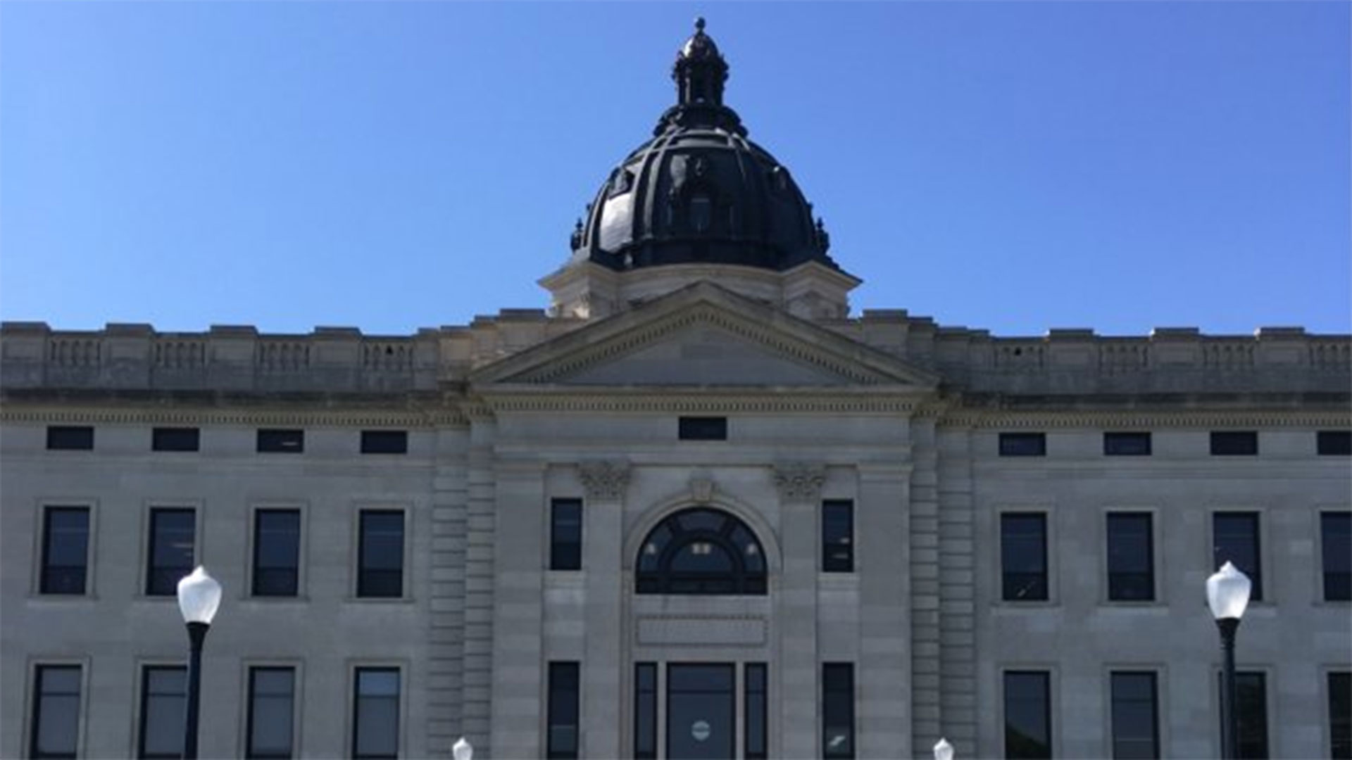 KELO Pierre Capitol building legislature