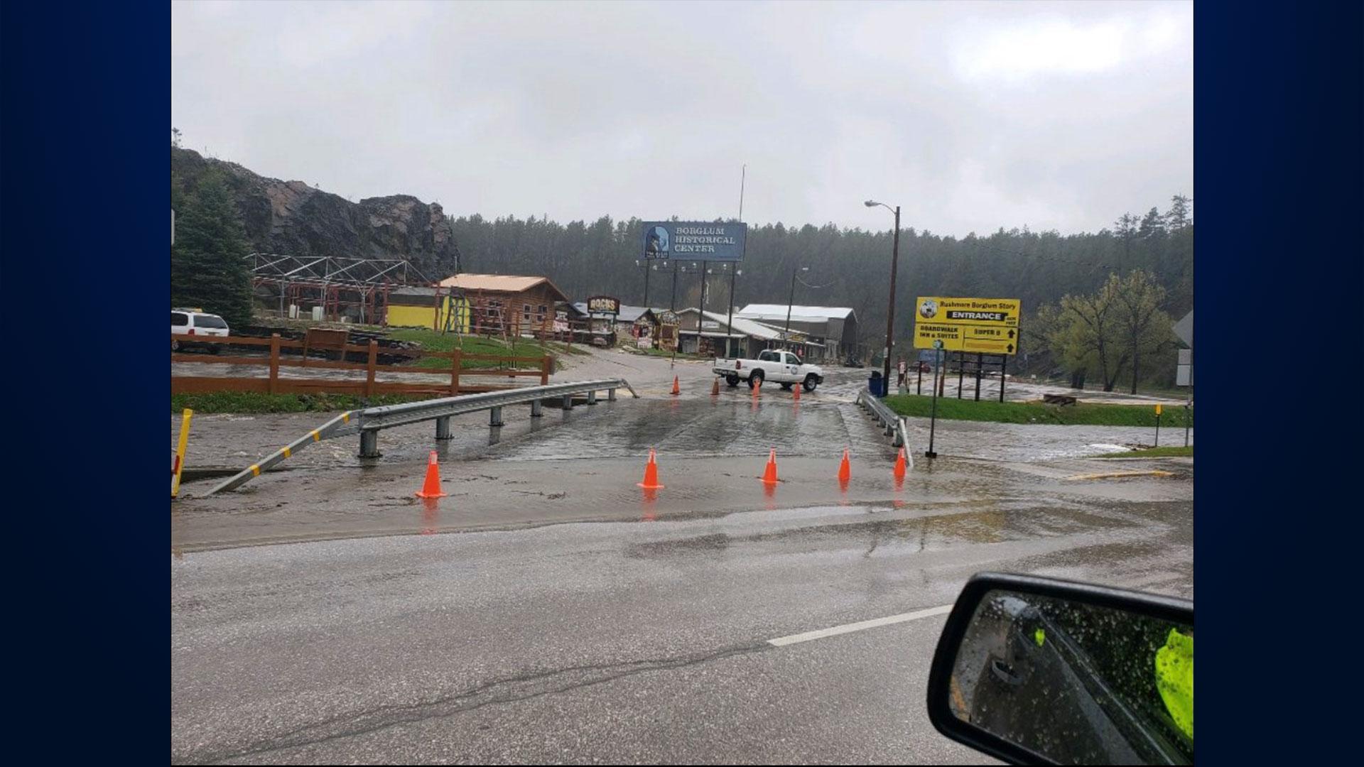 KELO Keystone Flooding