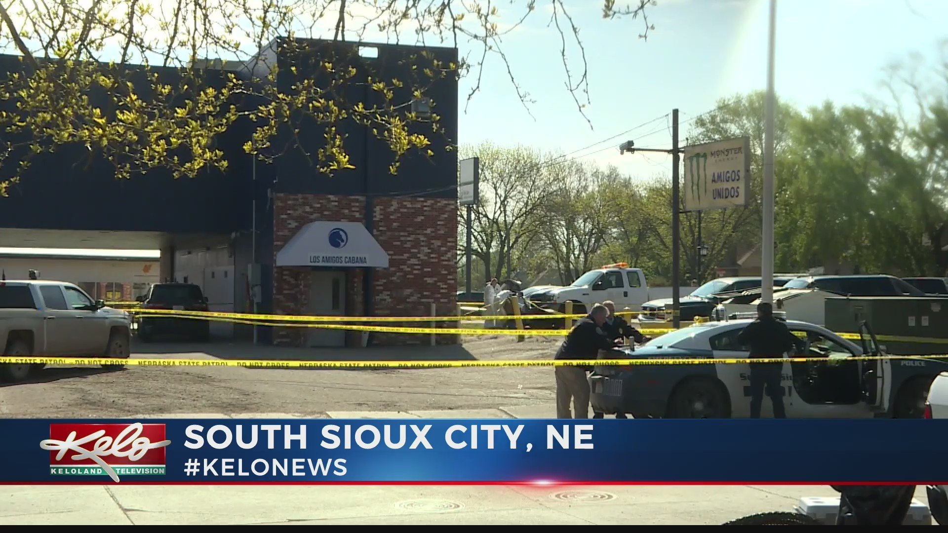 Nebraska State Patrol investigating officer shooting in South Sioux City