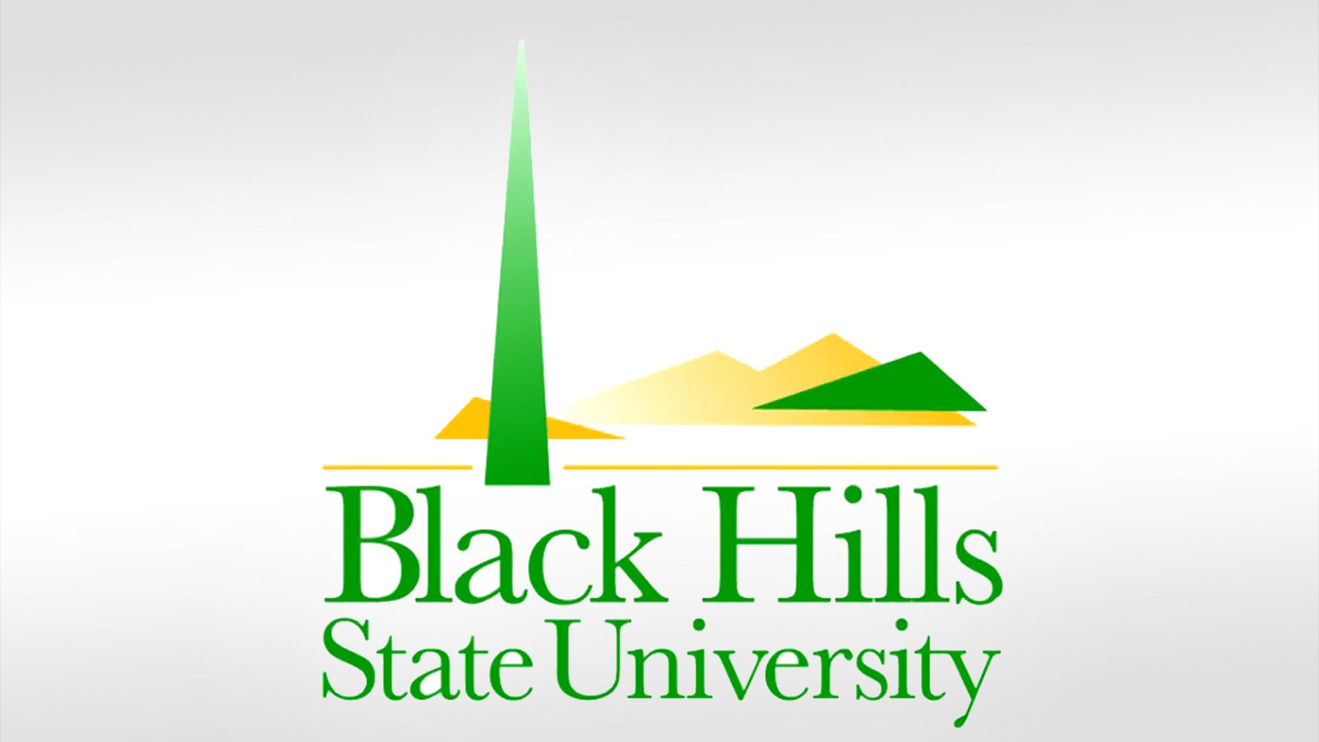KELO Black Hills State University logo