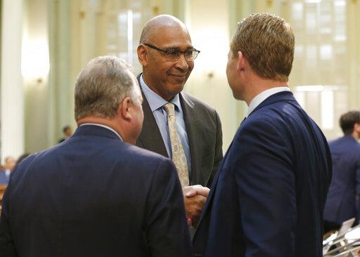 Bill Dodd, Chris Holden, Chad Mayes