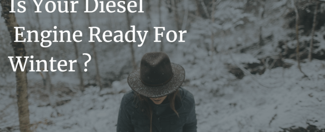 Winterize your diesel vehicle