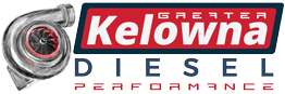 Greater Kelowna Diesel Performance | 236-420-0887 Logo