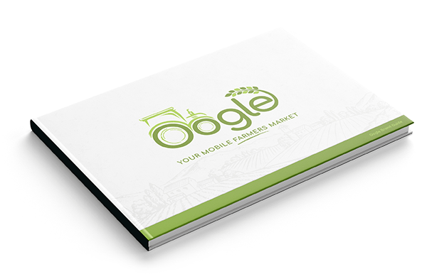 Oogle business cards