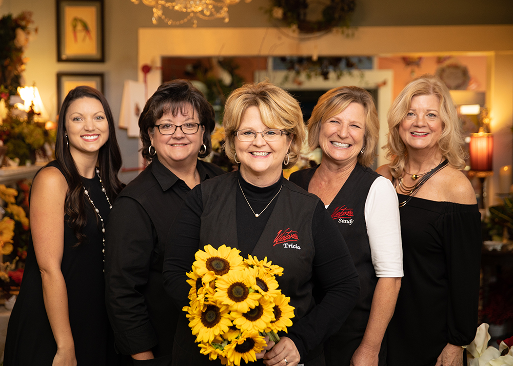 westovers flowers staff
