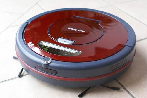 test et avis du robot aspirateur mamirobot sevian k7 blog kelrobot. Black Bedroom Furniture Sets. Home Design Ideas