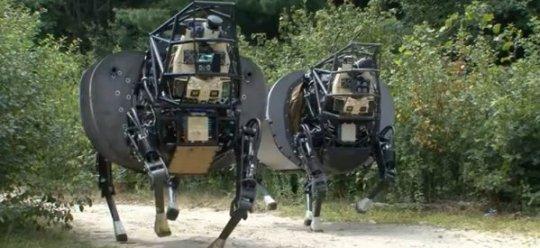 ls3 robot mule big dog