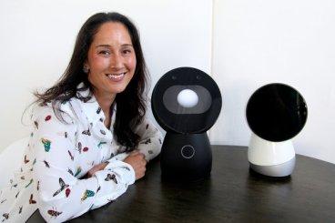 robot jibo familial