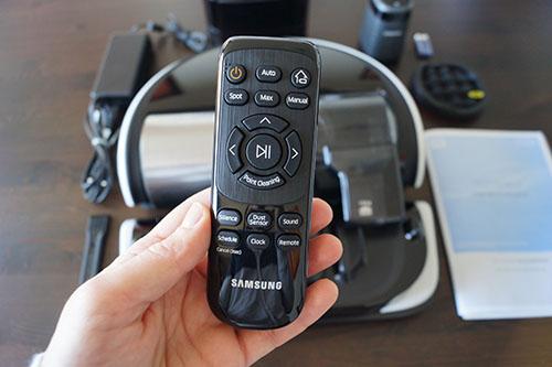 telecommande samsung powerbot