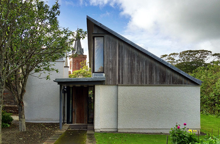 Renovation and extension of the St Magnus Centre, Kirkwall, Orkney Islands