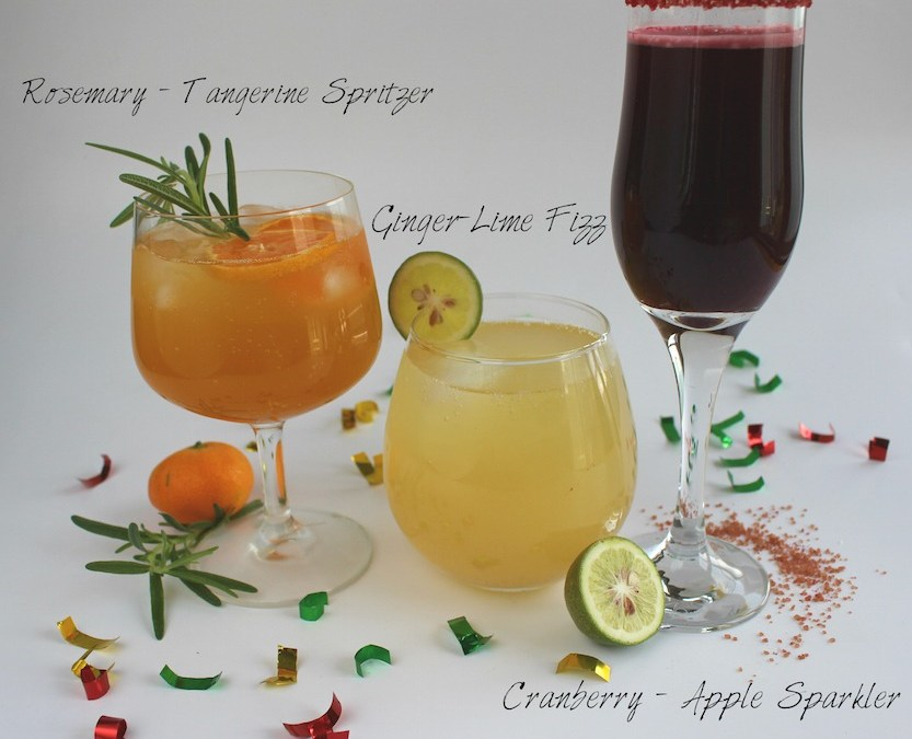 3 Best Alcohol-Free NYE Cocktails