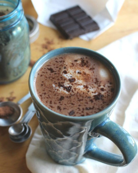 Paleo Hot Chocolate Mix