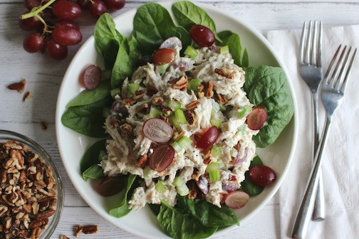 Simple Chicken Salad