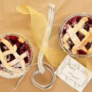 Cherry Pie in a Jar