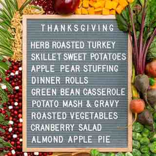 What's Cooking – Thanksgiving 2017