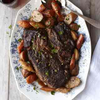 Pot Roast and Potatoes