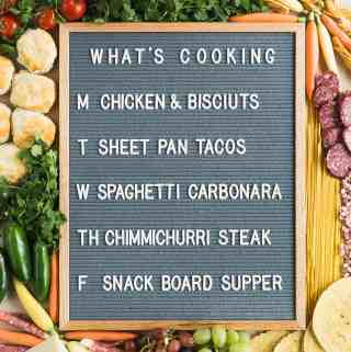 What's Cooking 01/08 – 01/12
