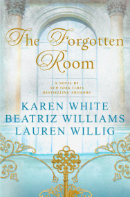 Book Review: The Forgotten Room
