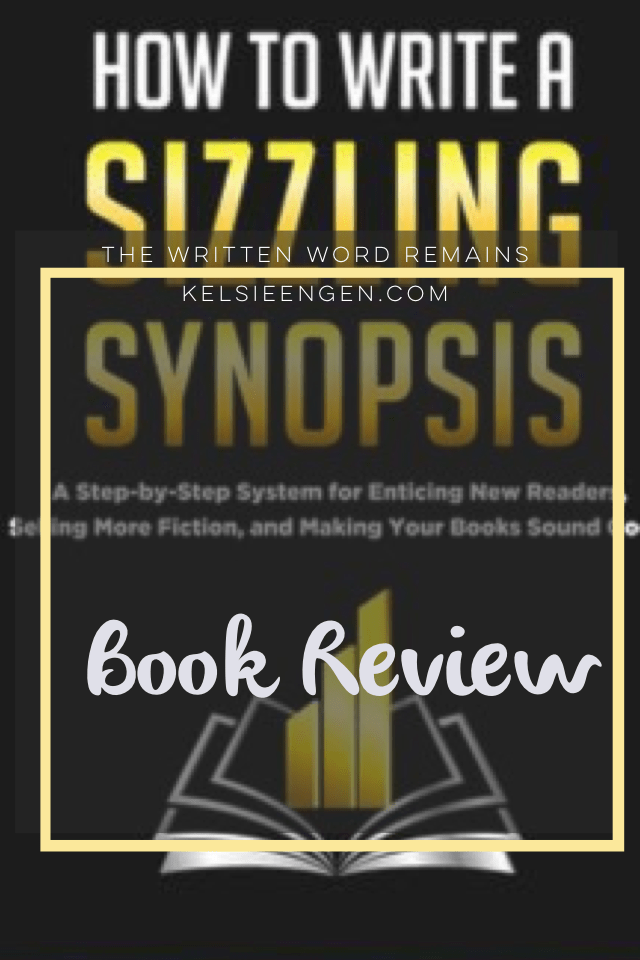 Book Review: How to Write a Sizzling Synopsis