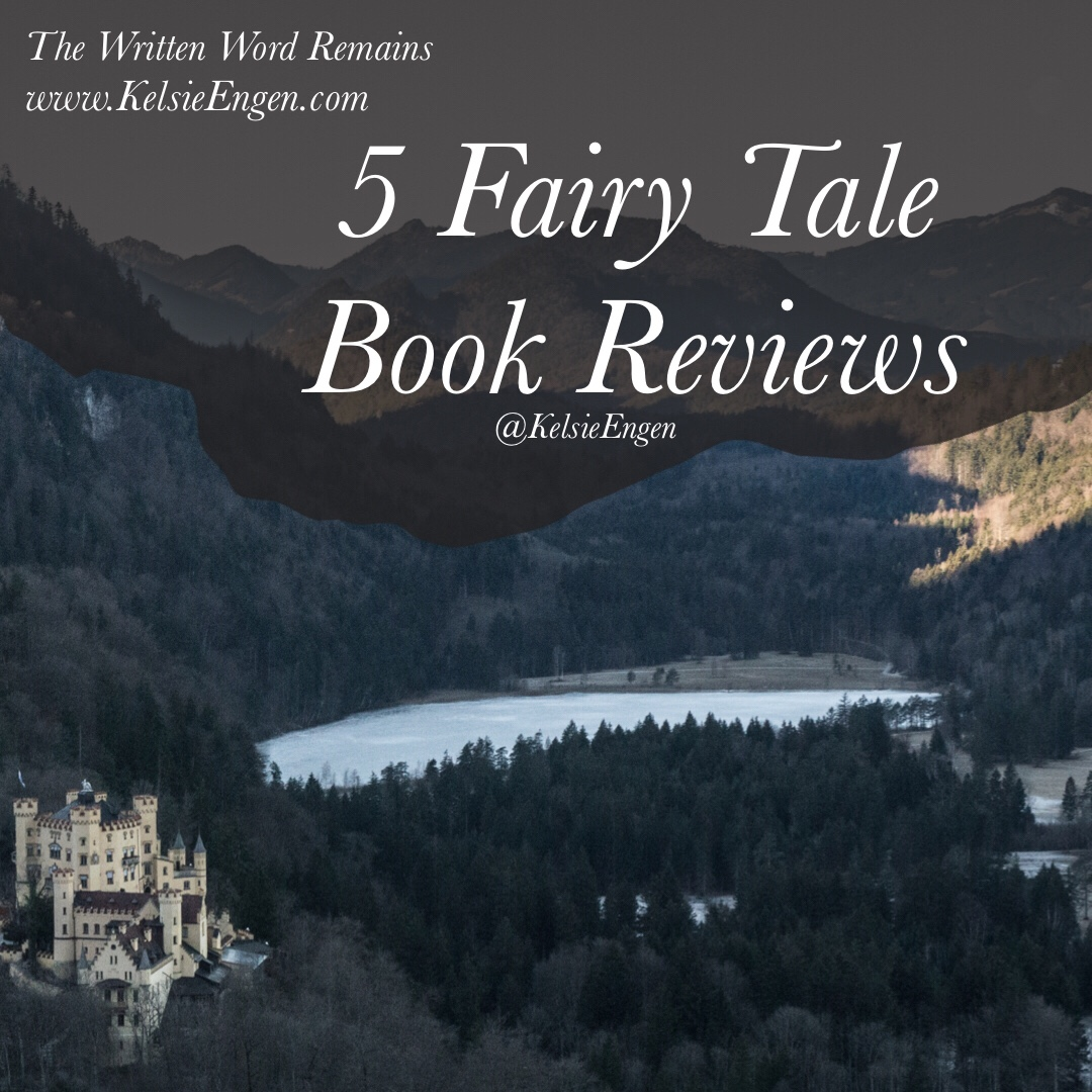 5 Fairy Tale Book Reviews