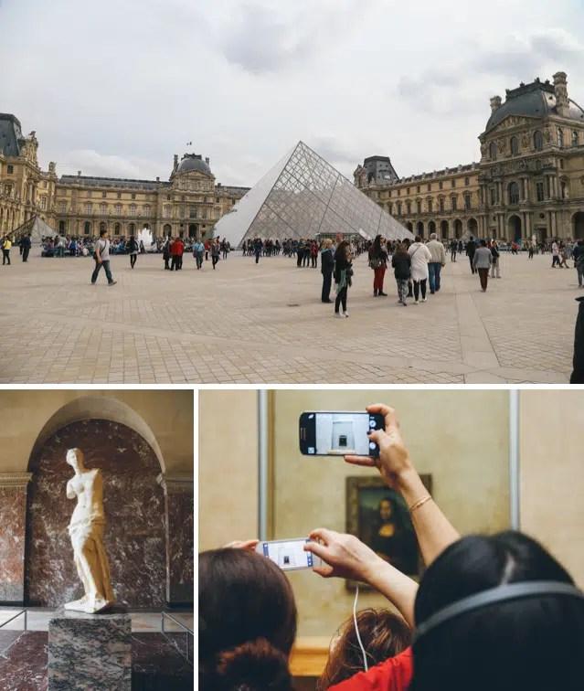 The Louvre museum paris mona lisa brighton west sussex photographer