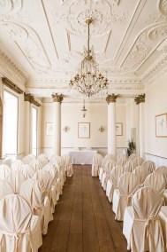 Stamner House Wedding Ceremony Photography