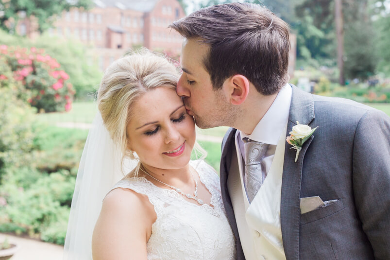 Quarry Bank Mill Wedding in Cheshire | Haley + James