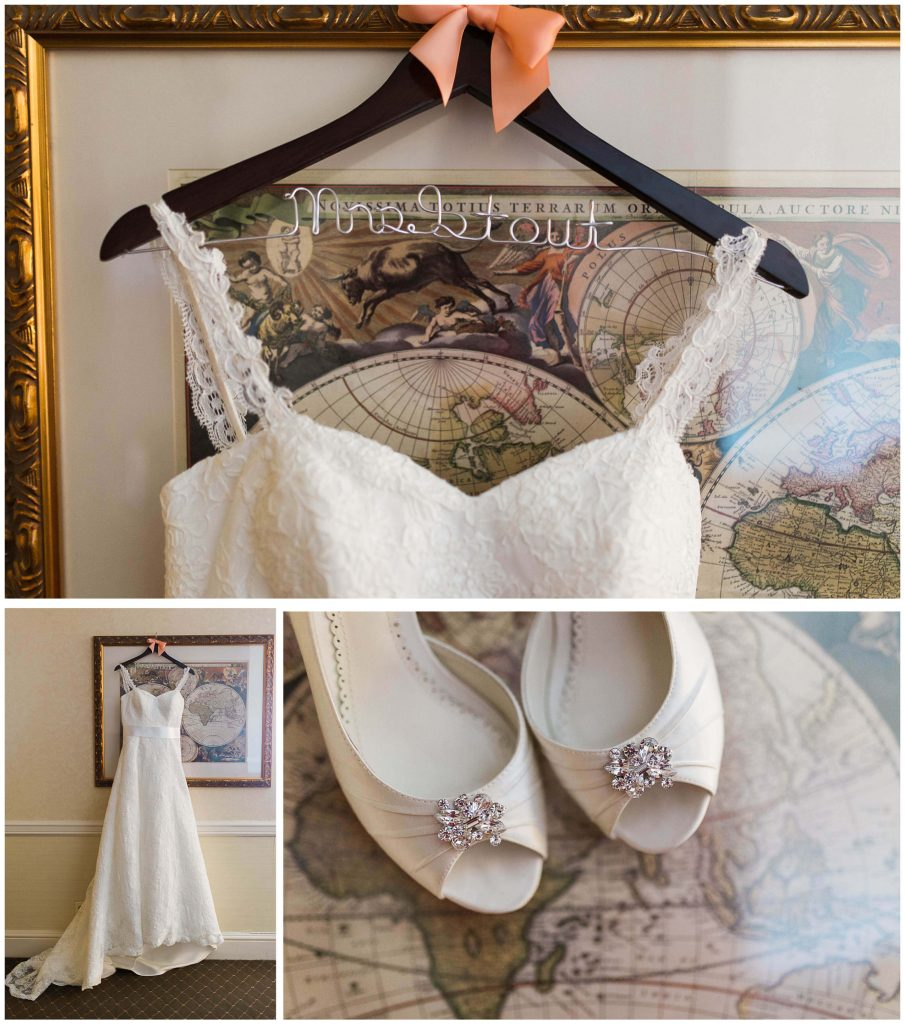St. Louis Union Station Dress and Details - Brighton Wedding Photographer