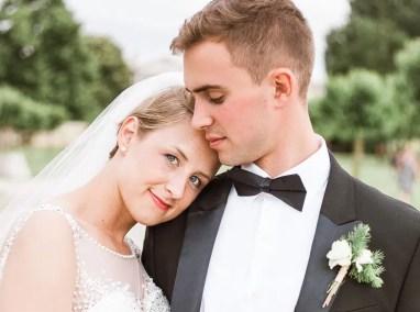 Fossa Mala Couple Portrait Destination Wedding