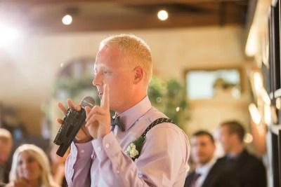 Fossa Mala Destination Wedding Speeches