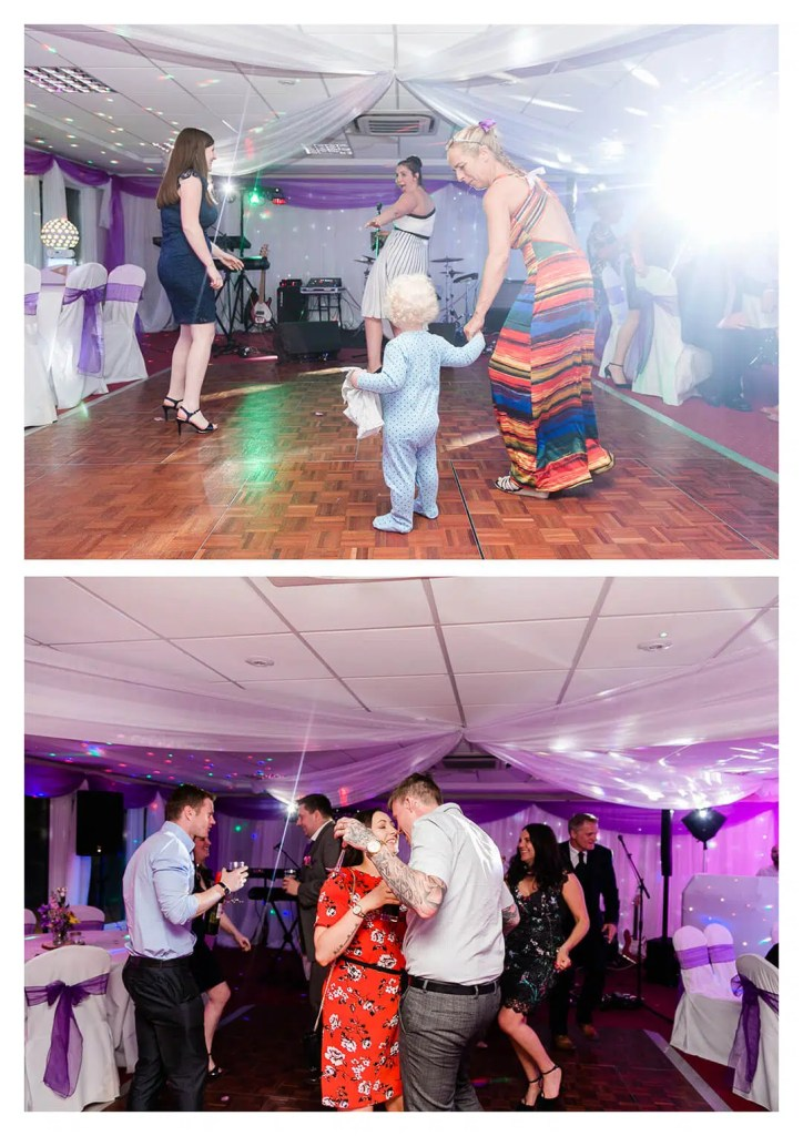 Hickstead Hotel Burgess Hill Wedding Venue Dance Floor