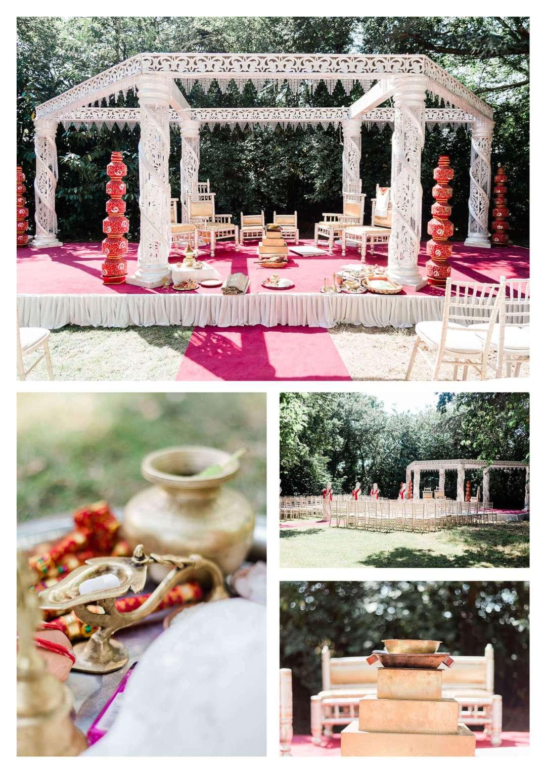 Baddow Park Hindu wedding ceremony | Essex photographer