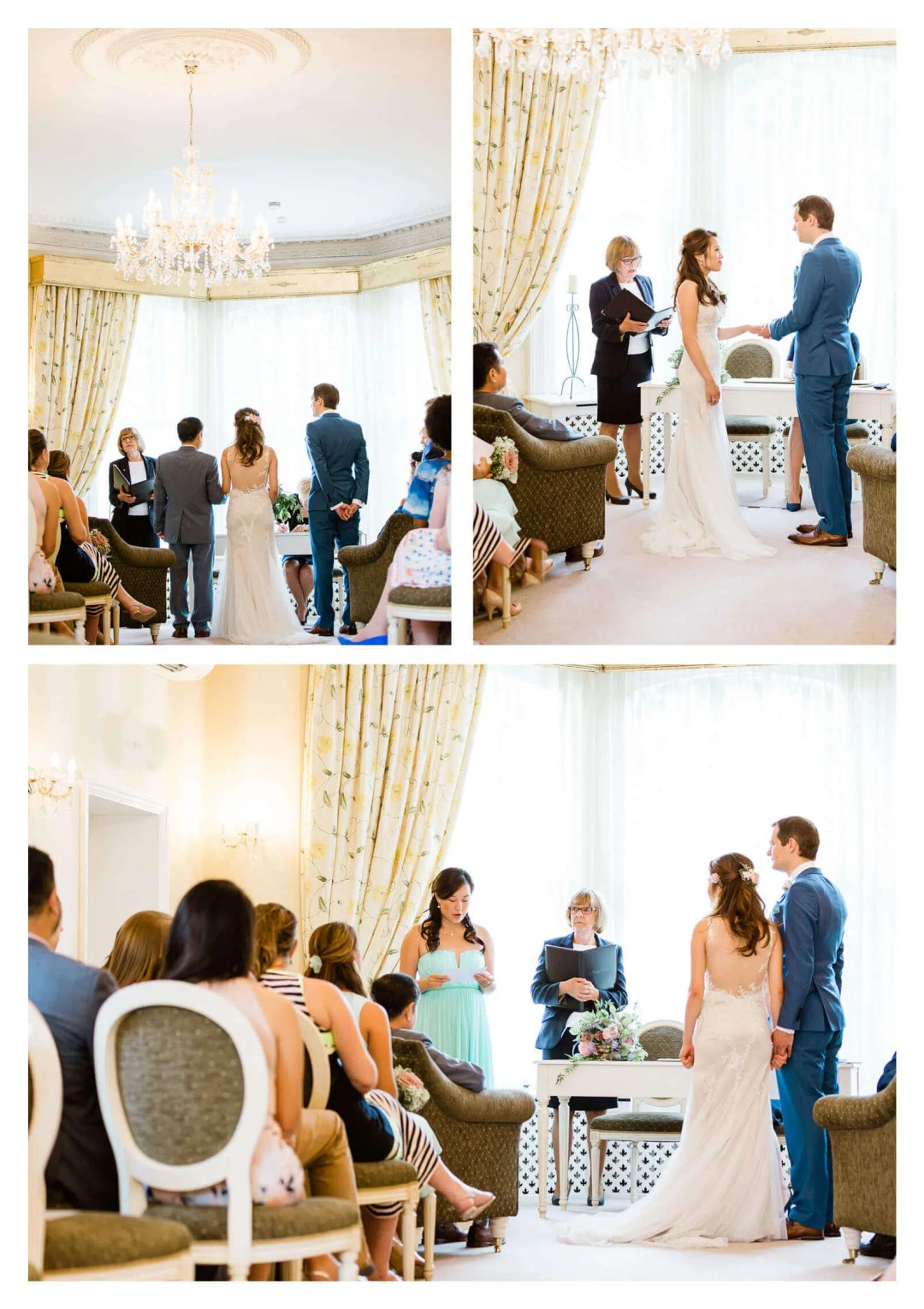 The Mansion House wedding ceremony venue in Tunbridge Wells | Kent wedding photographer