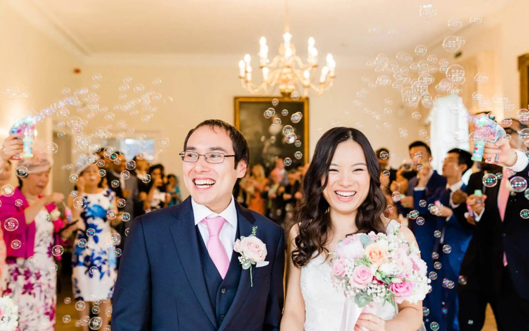 Kew Gardens Wedding at Cambridge Cottage | London Photographer