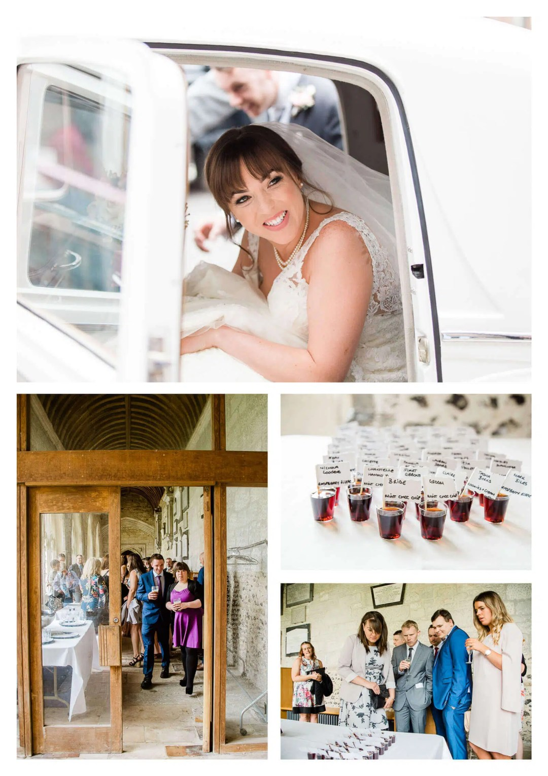 Chichester Cathedral wedding reception | West Sussex photographer