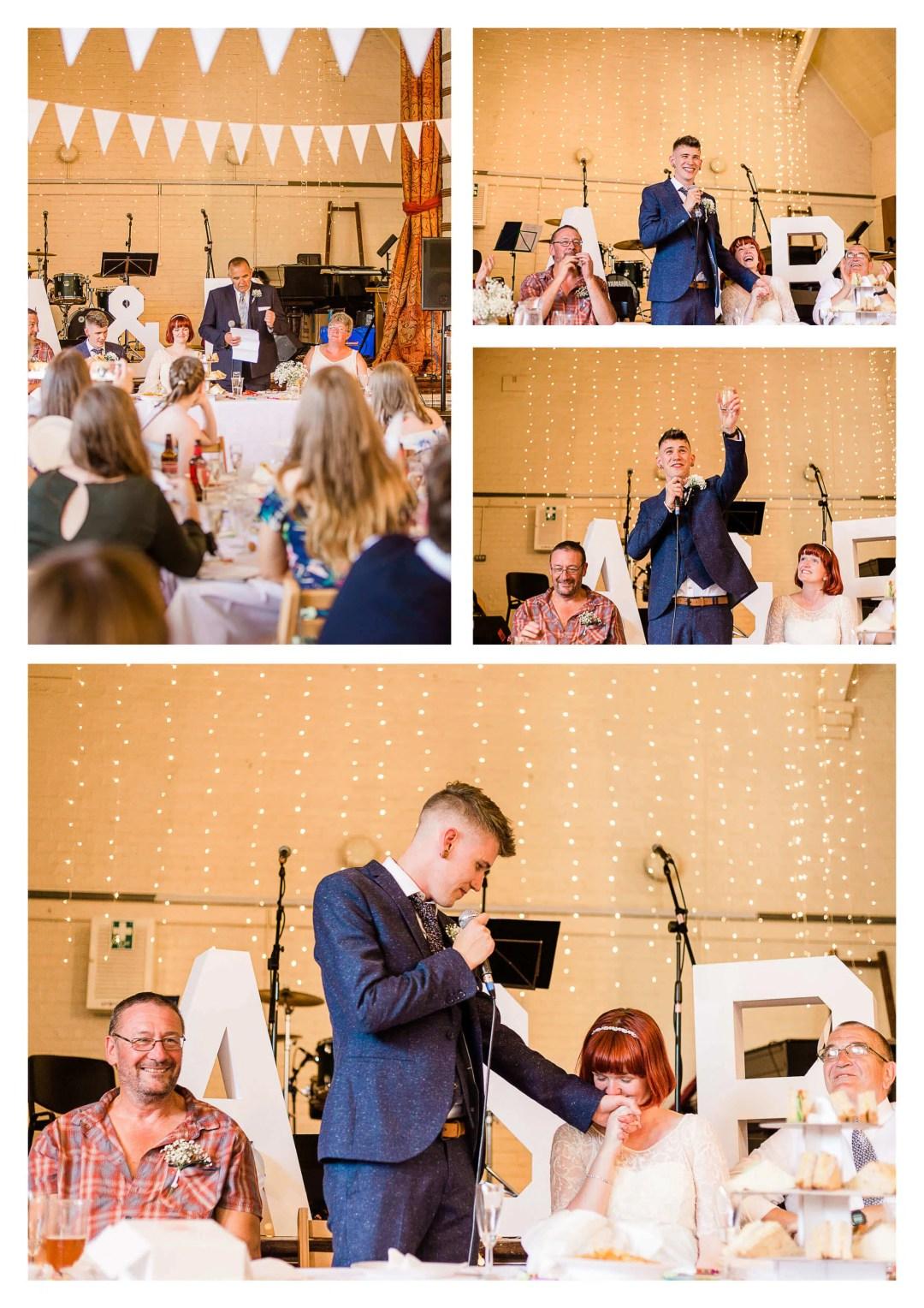Surrey town hall wedding venue | Guildford wedding photographer