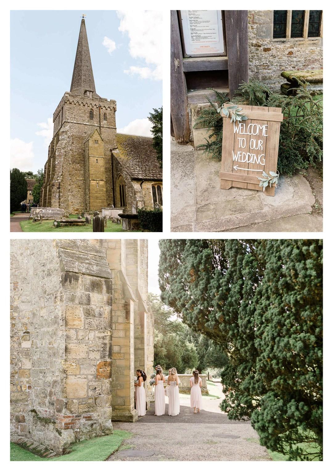Holy Trinity Church wedding venue | Cuckfield wedding photographer-